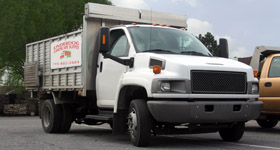 Underdog Landscape Supply Product Delivery